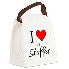 Stuffer51 Canvas Lunch Bag