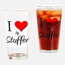 Stuffer51 Drinking Glass