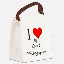 Sport-Photographer103 Canvas Lunch Bag