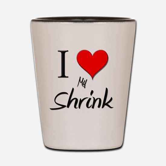 Shrink62 Shot Glass