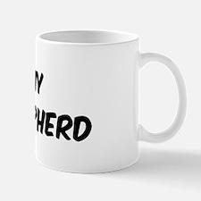 I Love: King Shepherd Mug