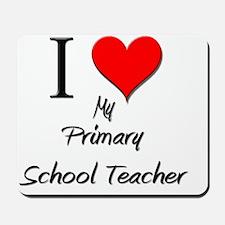Primary-School-Teach8 Mousepad