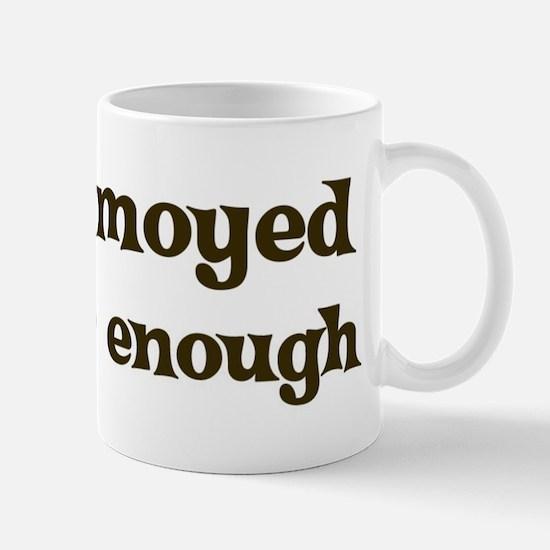 One Samoyed Mug