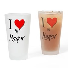 Mayor87 Drinking Glass