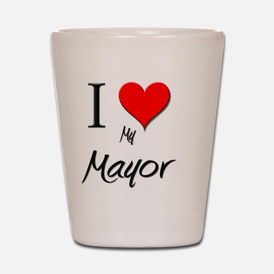 Mayor87 Shot Glass