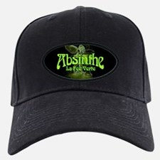 Absinthe Fairy Dark Baseball Hat