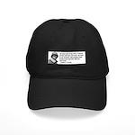 Patton Quote - Die Black Cap
