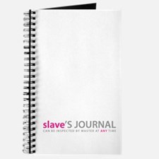 Journal for slaves