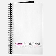 Journal for slaves