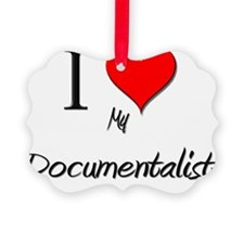Documentalist133 Ornament
