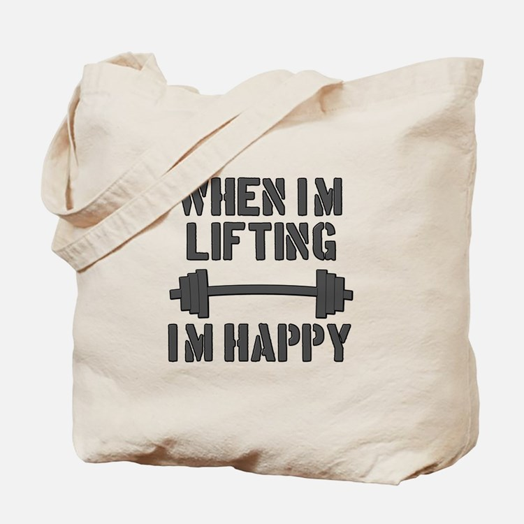 Lifting Tote Bag