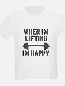 Lifting T-Shirt