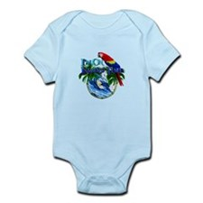 Island Time Parrot Body Suit