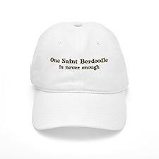 One Saint Berdoodle Baseball Cap