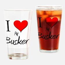 Busker67 Drinking Glass
