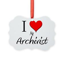 Archivist97 Ornament