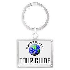 TOUR-GUIDE59 Landscape Keychain