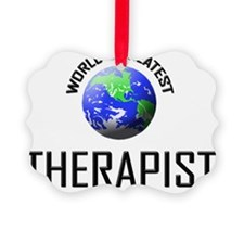 THERAPIST114 Ornament