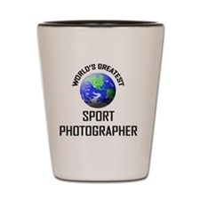 SPORT-PHOTOGRAPHER28 Shot Glass