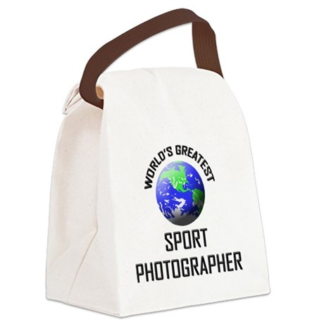 SPORT-PHOTOGRAPHER28 Canvas Lunch Bag