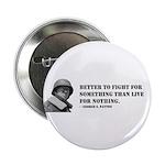 Patton Quote - Die Button