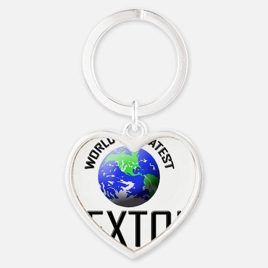 SEXTON9 Heart Keychain