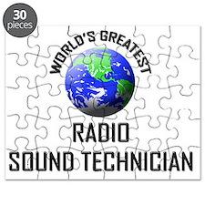RADIO-SOUND-TECHNICI132 Puzzle