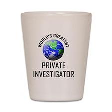 PRIVATE-INVESTIGATOR114 Shot Glass