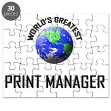 PRINT-MANAGER134 Puzzle