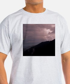Smoky Mountain Lightning T-Shirt