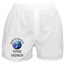 PIPING-ENGINEER34 Boxer Shorts