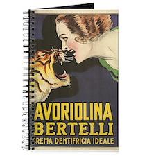 Avoriolina Bertelli, Vintage Poster Journal