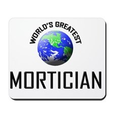 MORTICIAN66 Mousepad