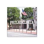 ABH Philadelphia Square Sticker 3