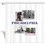 ABH Philadelphia Shower Curtain