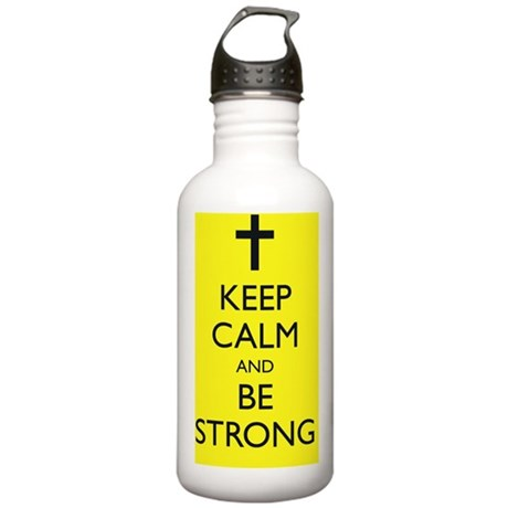 STRONG Stainless Water Bottle 1.0L