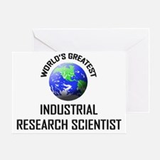 INDUSTRIAL-RESEARCH-141 Greeting Card
