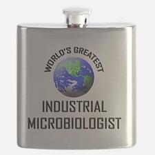 INDUSTRIAL-MICROBIOL66 Flask