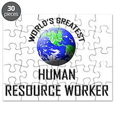 HUMAN-RESOURCE-WORKE19 Puzzle