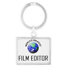 FILM-EDITOR66 Landscape Keychain