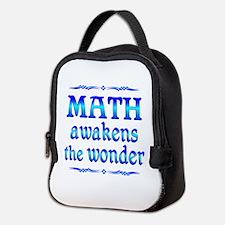 Math Awakens Neoprene Lunch Bag