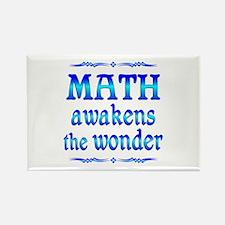 Math Awakens Rectangle Magnet (10 pack)