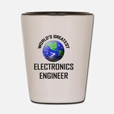 ELECTRONICS-ENGINEER143 Shot Glass