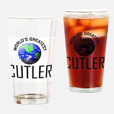 3-CUTLER48 Drinking Glass