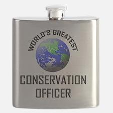 CONSERVATION-OFFICER38 Flask