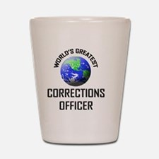 CORRECTIONS-OFFICER115 Shot Glass