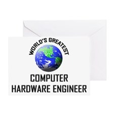 COMPUTER-HARDWARE-EN30 Greeting Card