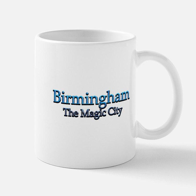 Birmingham, The Magic City 2 Mug