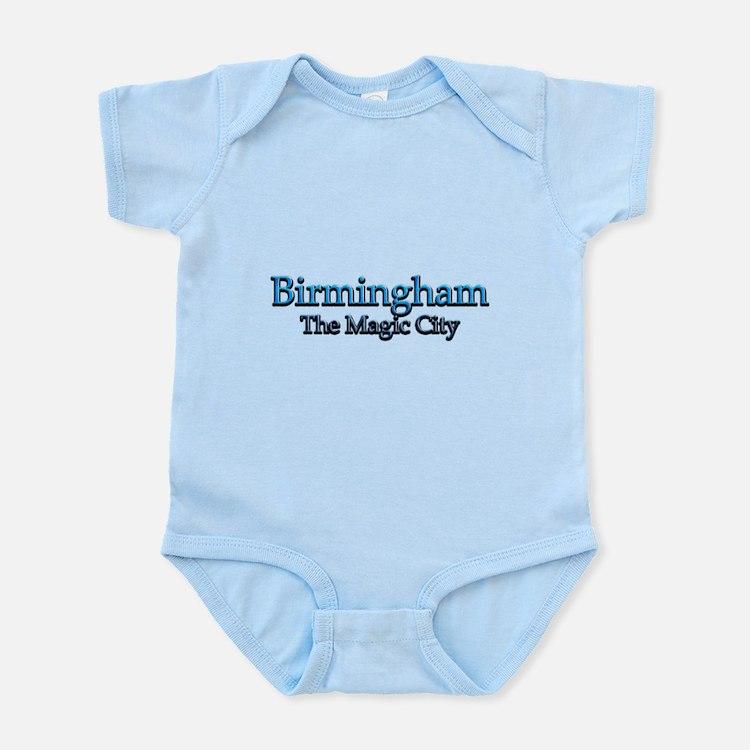 Birmingham, The Magic City 2 Body Suit
