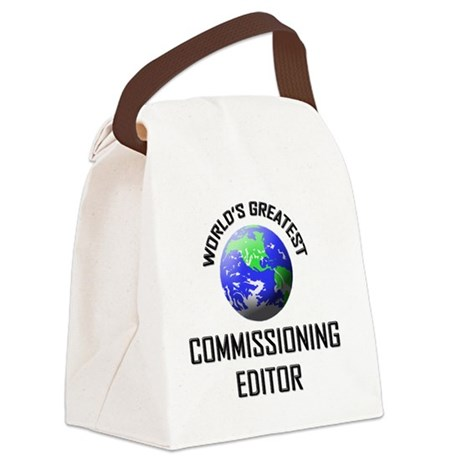 COMMISSIONING-EDITOR72 Canvas Lunch Bag